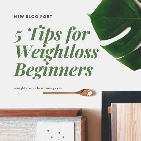 5 tips for weight loss beginners