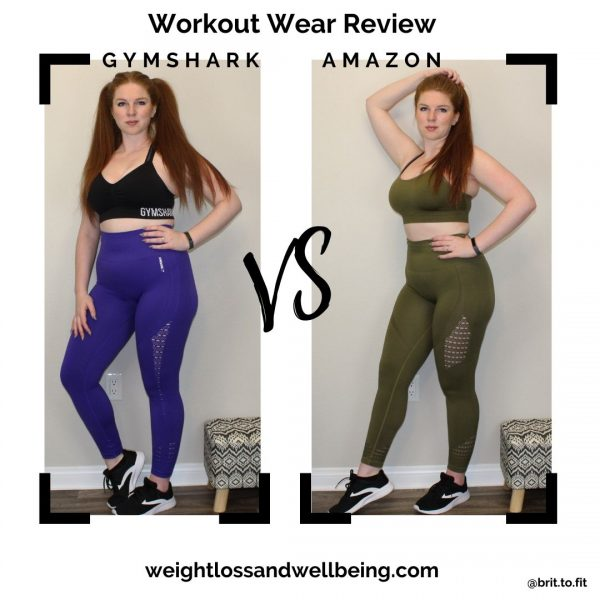 workout clothes review