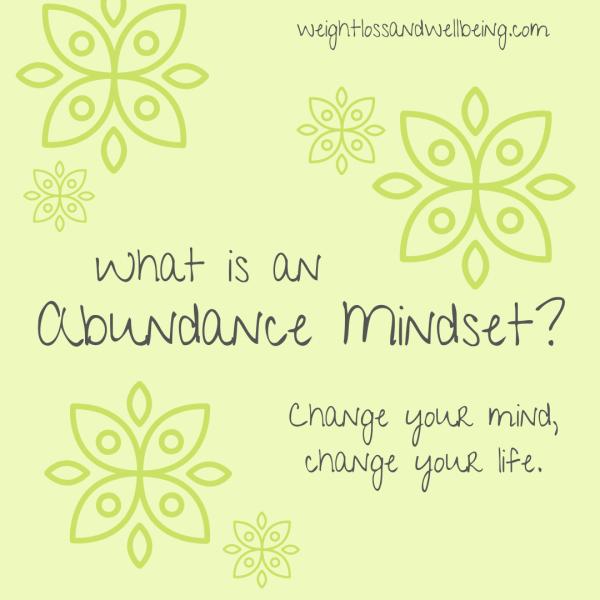 Meaning of an Abundance Mindset