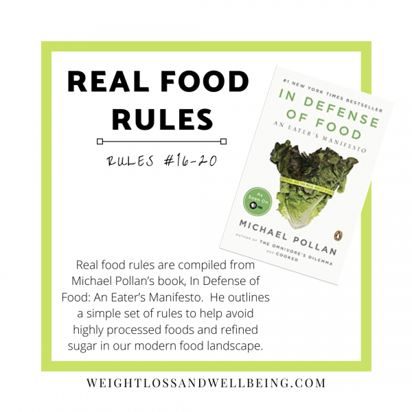 real food rules