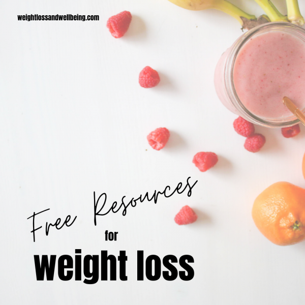 List of Free Resources for Weight Loss