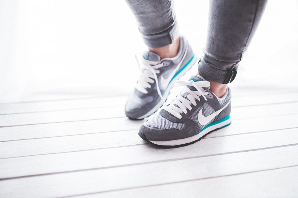 lose weight just by walking