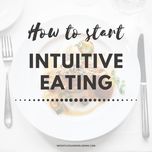 How to Start Intuitive Eating & Tips