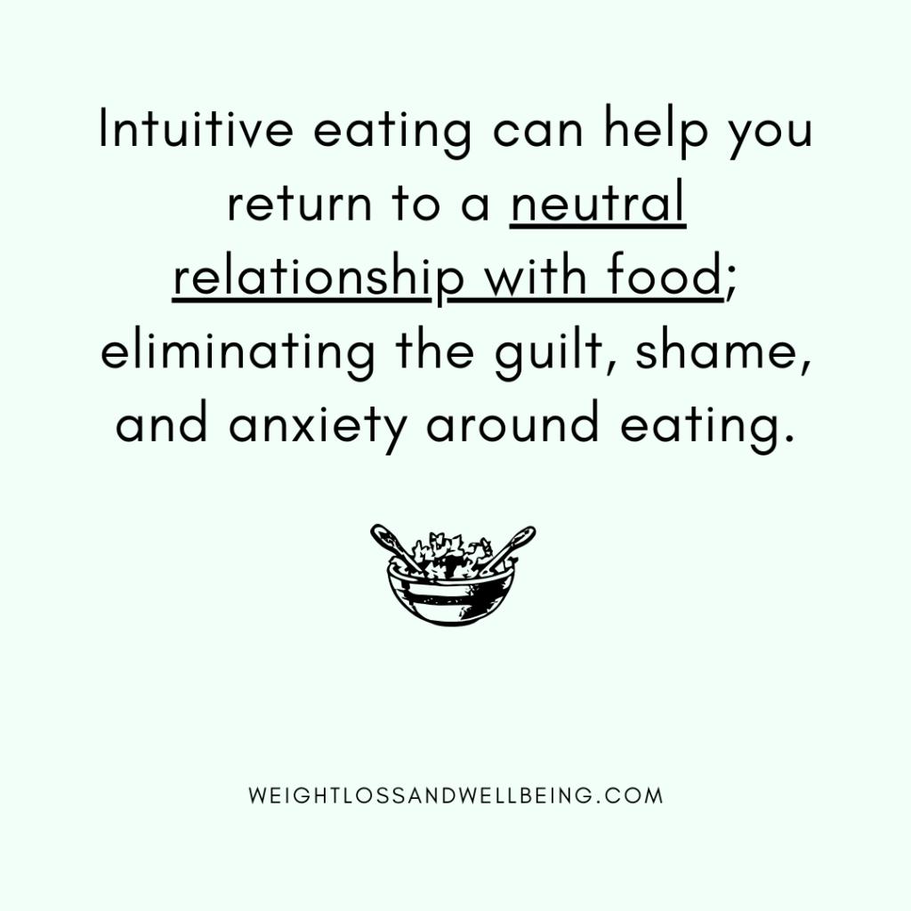 intuitive eating fundamentals