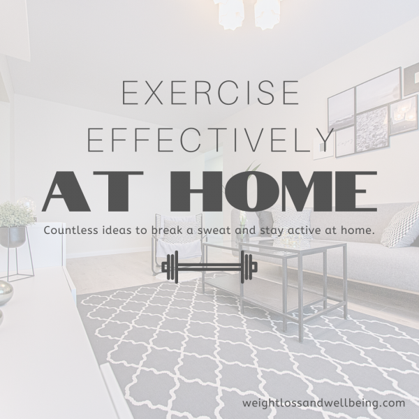 Work out at home